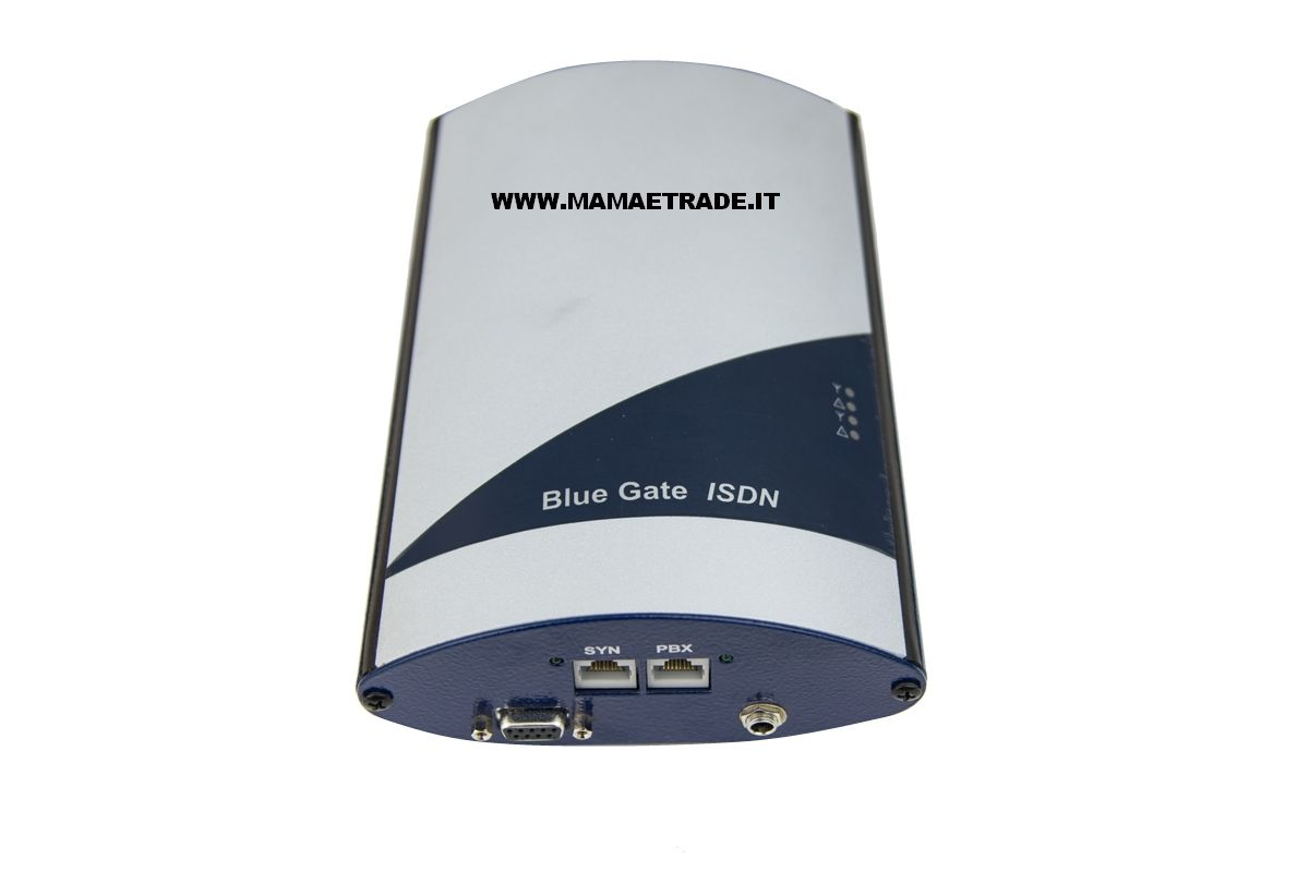 INTERFACCIA GSM/ISDN CON 2 SIM BLUE GATE SYNCHRO- R.