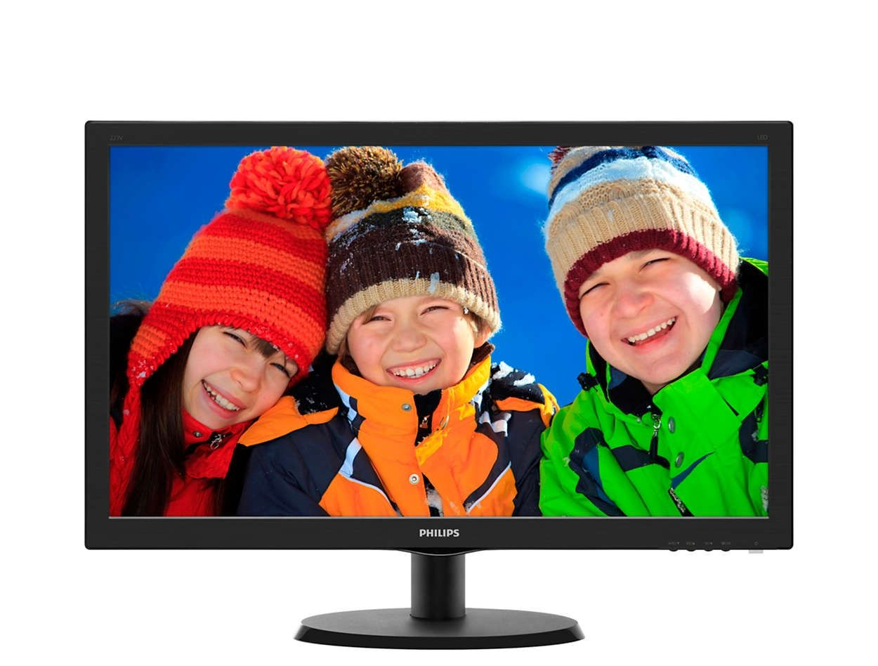 MONITOR PHILIPS 22""